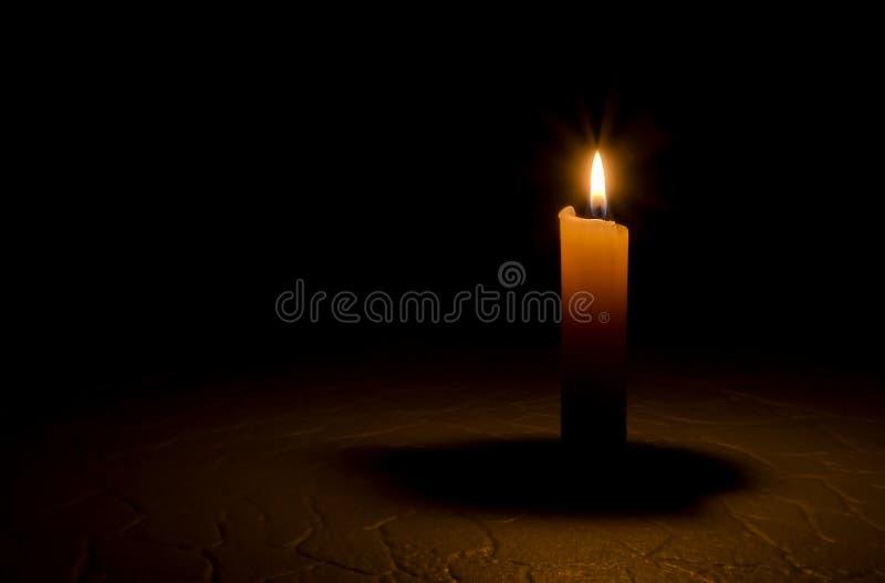 蜡烛,火焰 库存图片