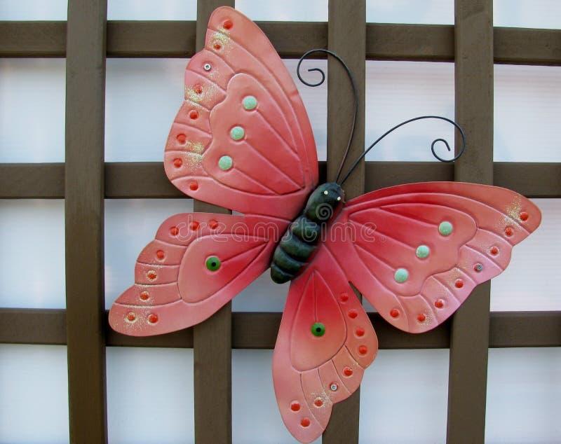 蝴蝶,装饰元素 免版税库存图片