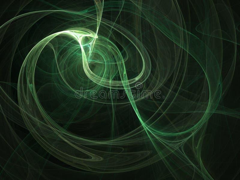 螺旋漩涡纹理 向量例证