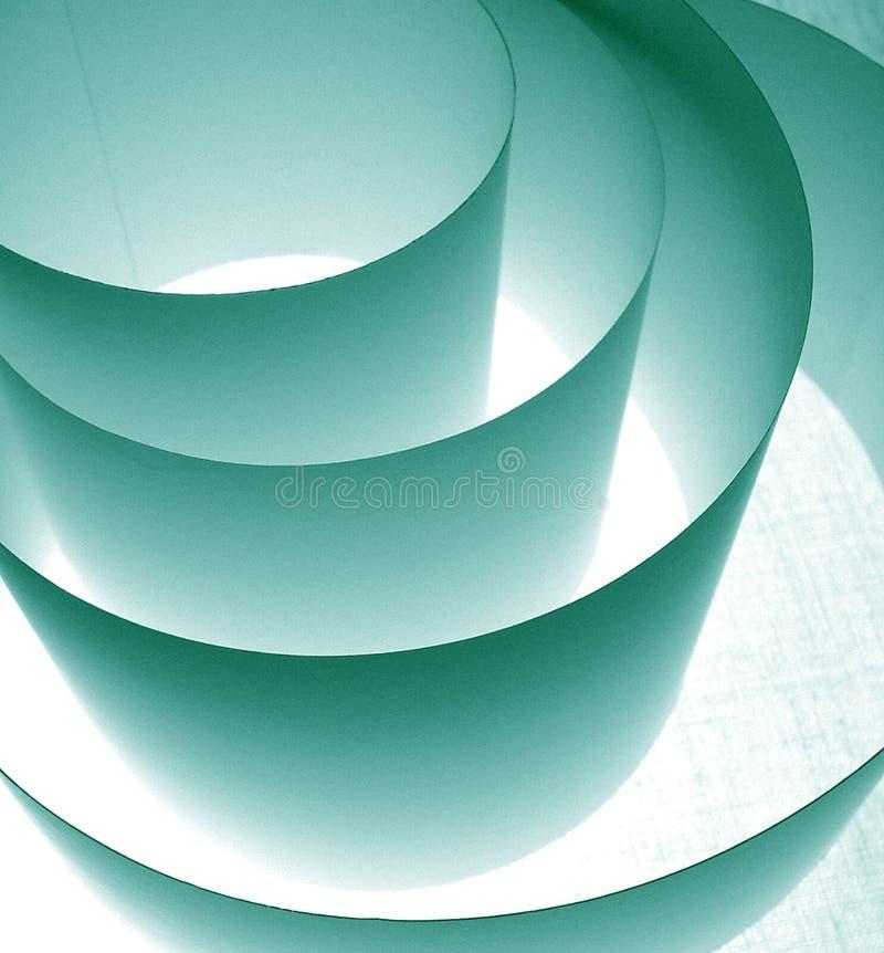 螺旋 向量例证