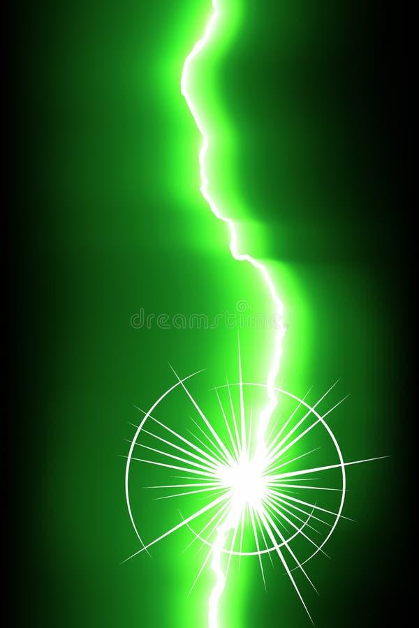 螺栓闪电 皇族释放例证