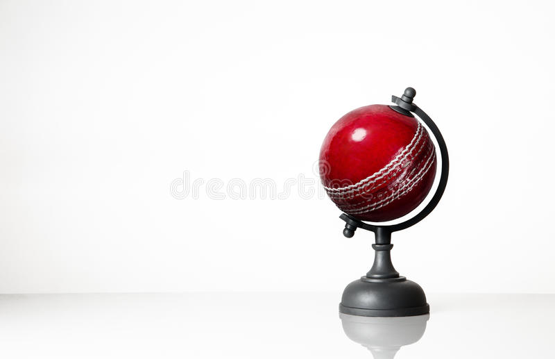蟋蟀balll世界地球 库存图片