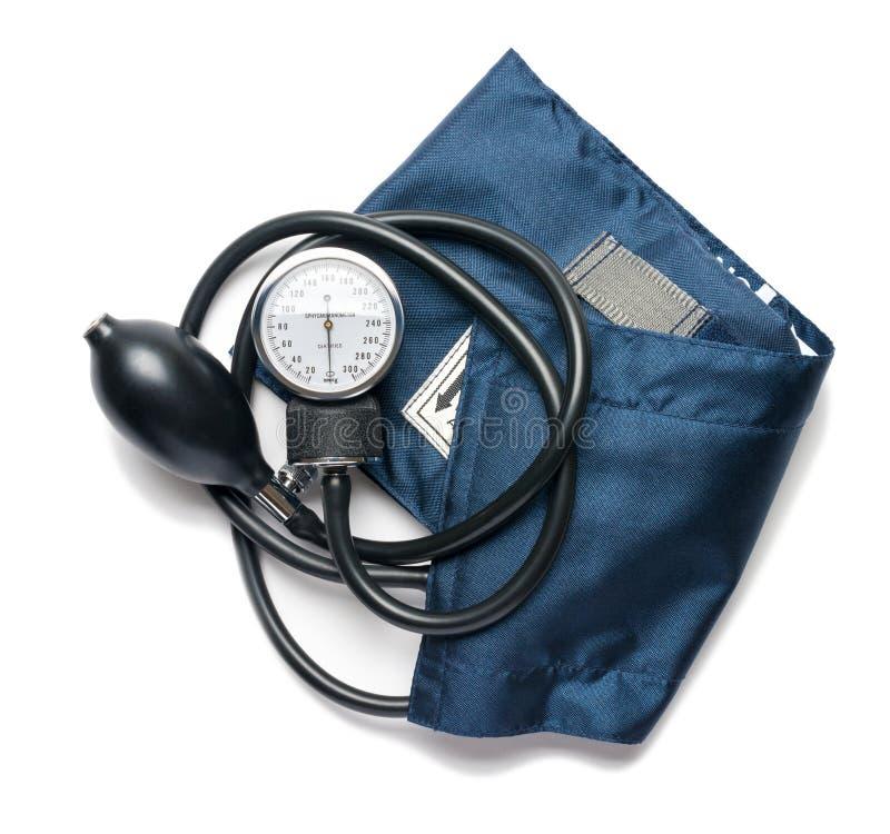 血压袖口 免版税库存照片