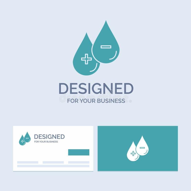 血液,下落,液体,加号,您的事务的减去企业商标纵的沟纹象标志 r 库存例证