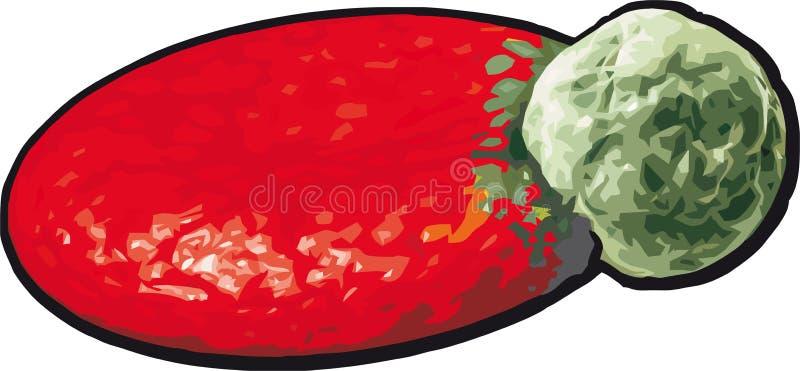 血细胞病毒 向量例证