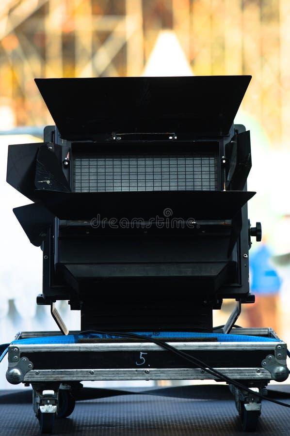 行业反射器 库存图片