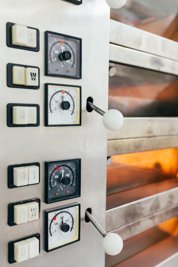 行业烤箱 库存照片