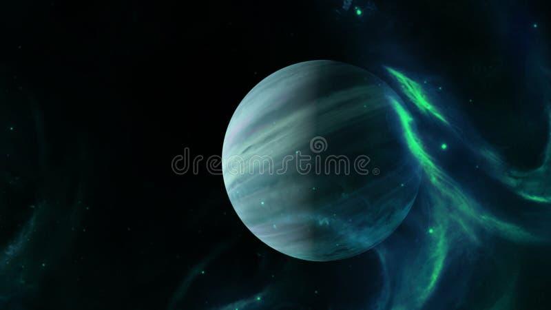 行星和星系,波斯菊,物理宇宙论 免版税图库摄影