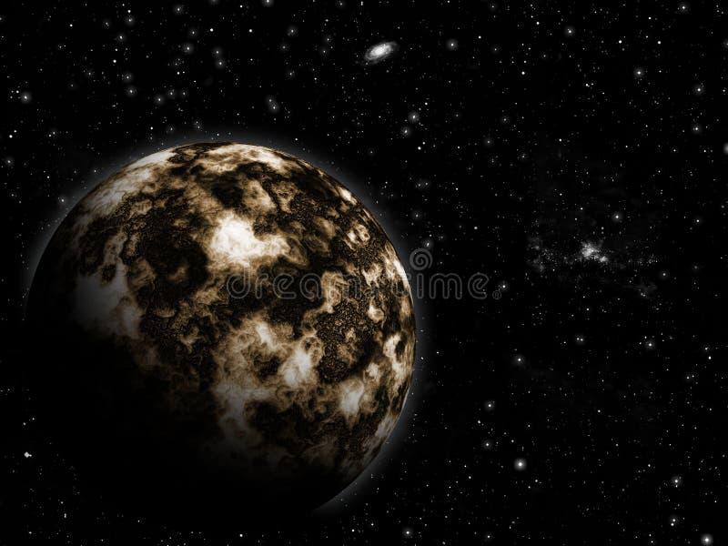 行星 免版税库存照片