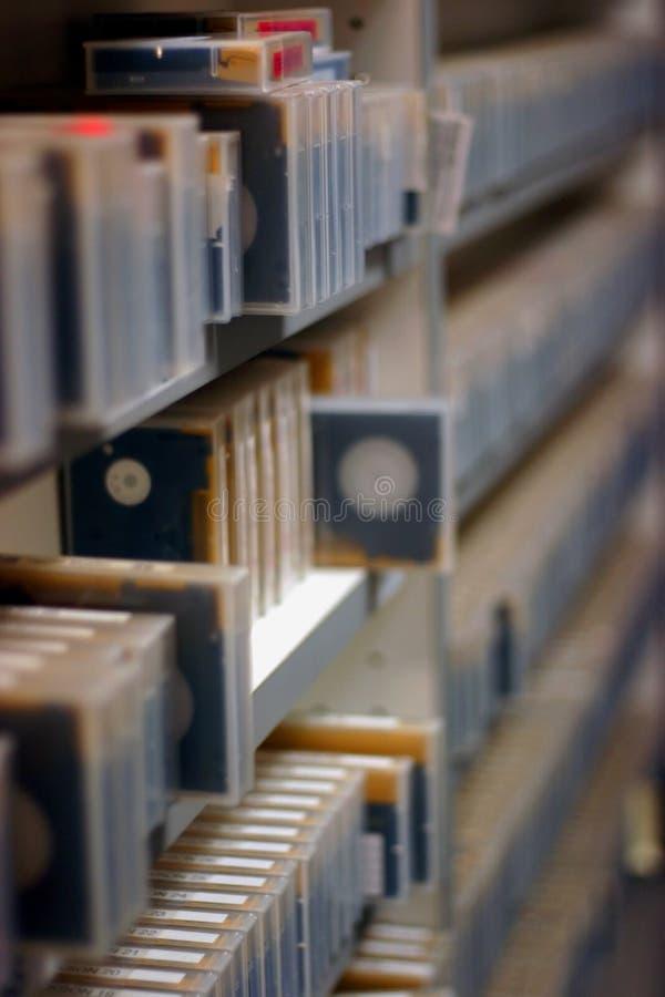 行磁带 库存图片