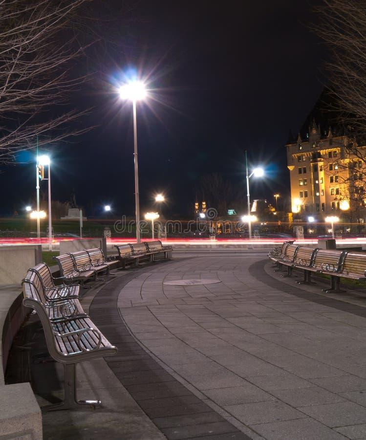 街市的渥太华 免版税库存照片