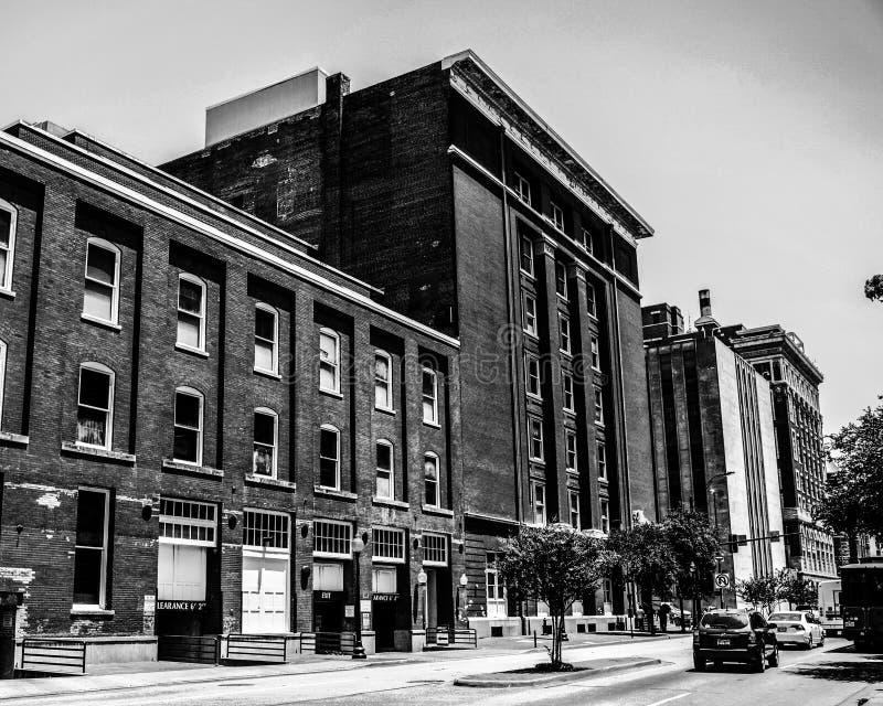 街市达拉斯- Dealey广场 库存图片