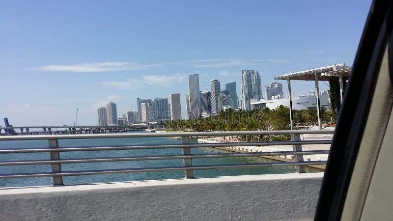 街市迈阿密 免版税图库摄影