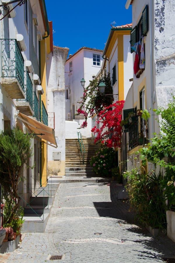 街道在Constancia 免版税库存照片
