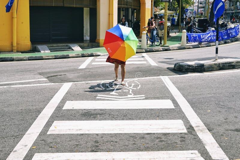 街道摄影 免版税库存图片