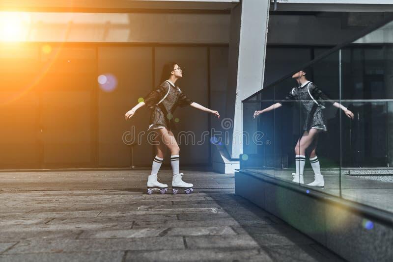 街道时尚 免版税图库摄影