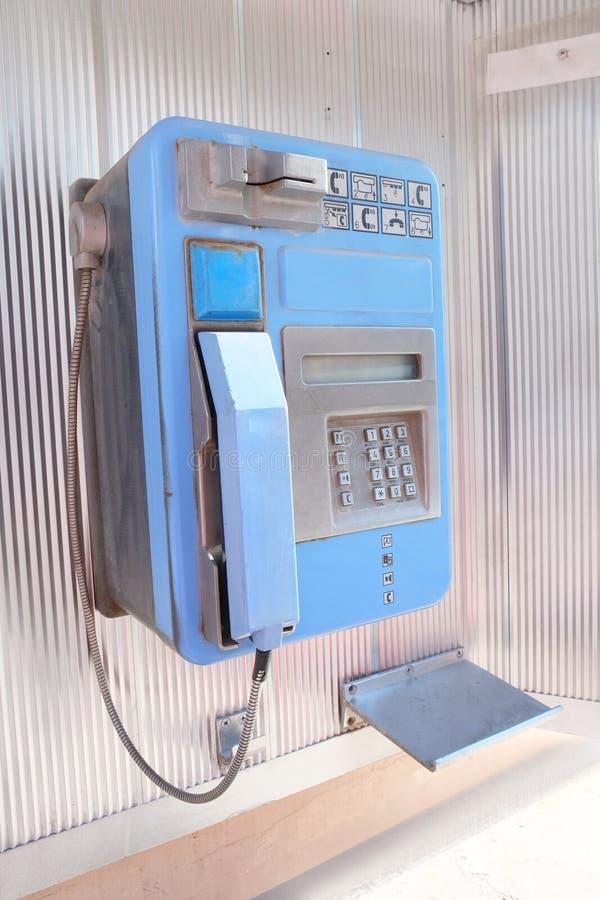 街道电话 库存照片