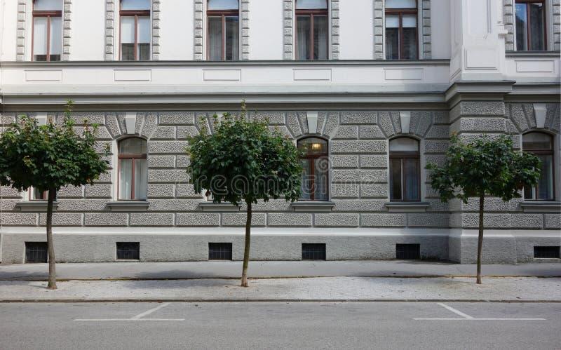 街道视图 免版税图库摄影