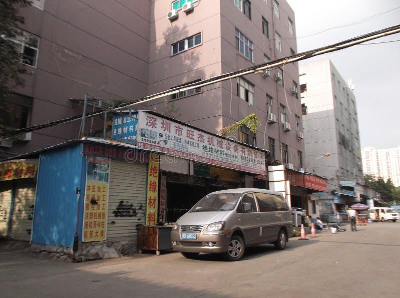 Download 街道风景在深圳 编辑类照片. 图片 包括有 横向, 工厂, 行业, 游人, 人们, 背包, 布哈拉, 胡同 - 62536881