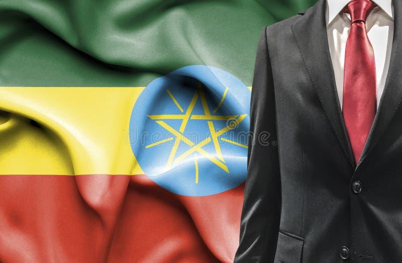 衣服的人从埃塞俄比亚 库存照片