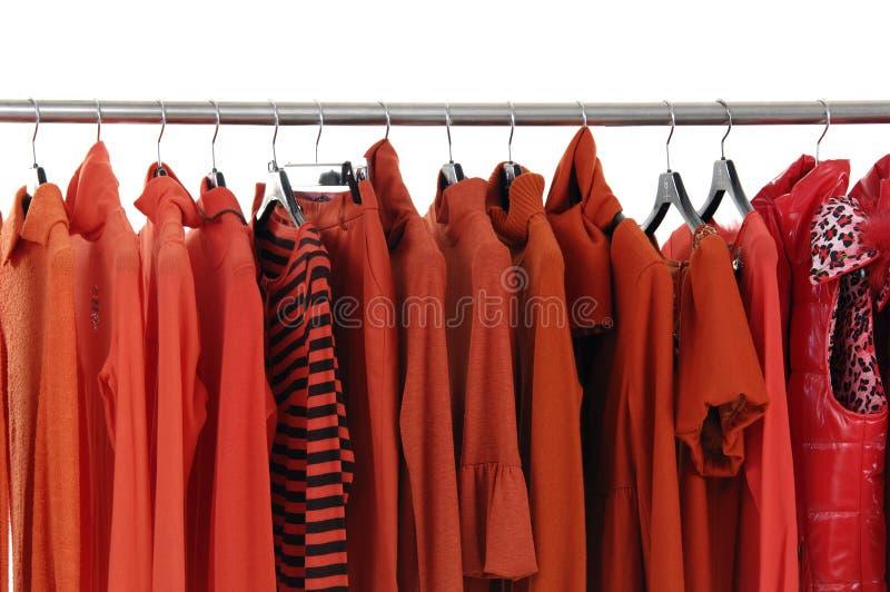 衣物方式 库存照片