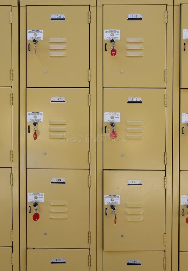 衣物柜 免版税图库摄影