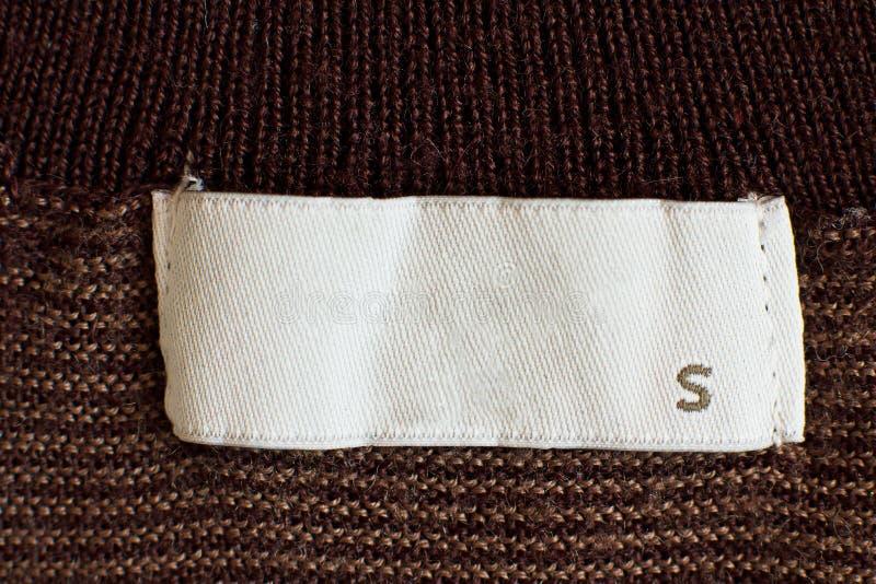 衣物范围 免版税图库摄影