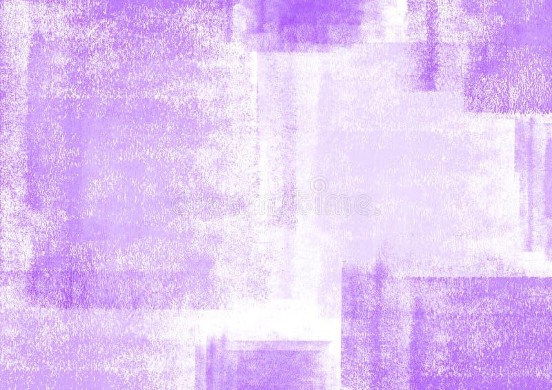 补丁水彩图表颜色刷子抚摸补丁 皇族释放例证