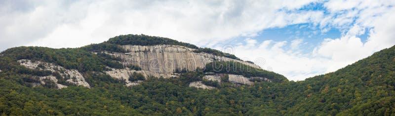 表岩石国家公园 免版税库存图片