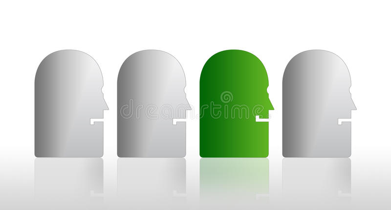 Download 表面哀伤愉快的那些 库存例证. 插画 包括有 视图, 不幸, 配置文件, 说明, 题头, 微笑, 消沉, 幸福 - 22351517