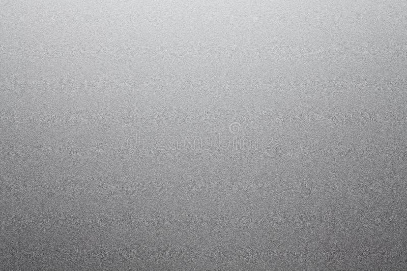表面无光泽的银色纹理 免版税库存照片