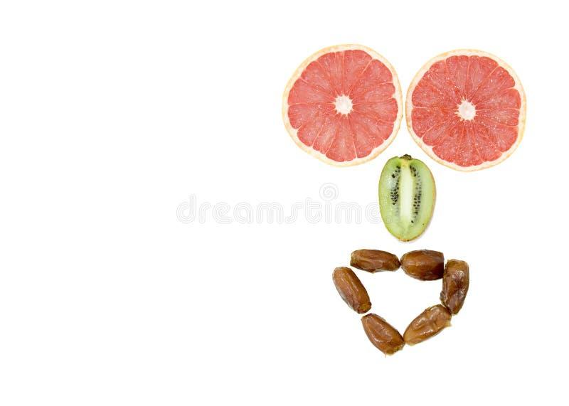 表面果子 免版税库存图片