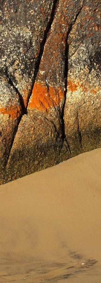 表面石头 免版税库存照片