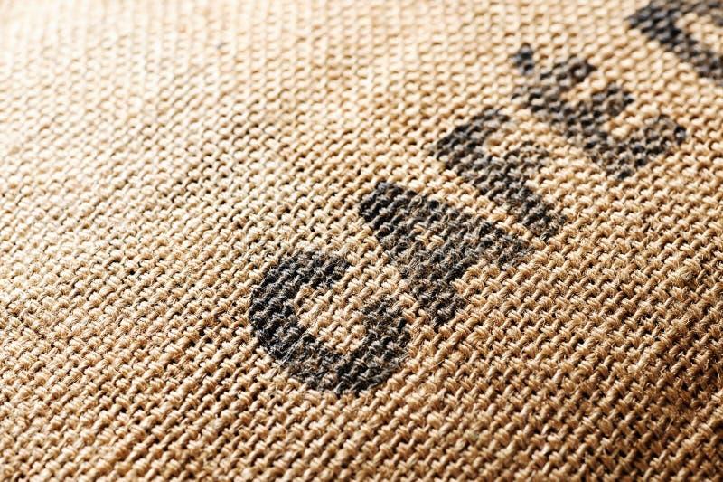 袋子出口 图库摄影