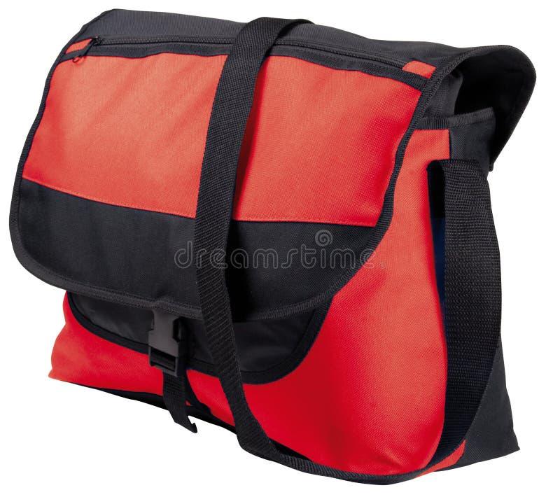 袋子包肩膀搬运 免版税库存照片
