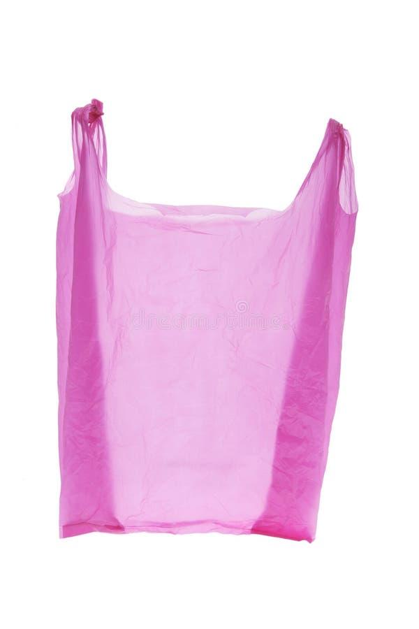 袋子塑料购物 库存图片