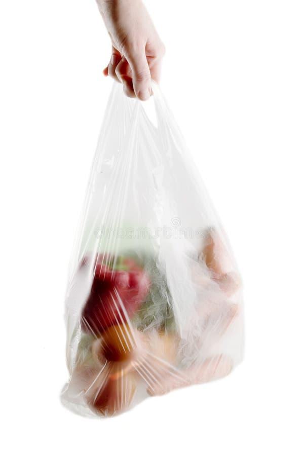 袋子塑料 库存图片
