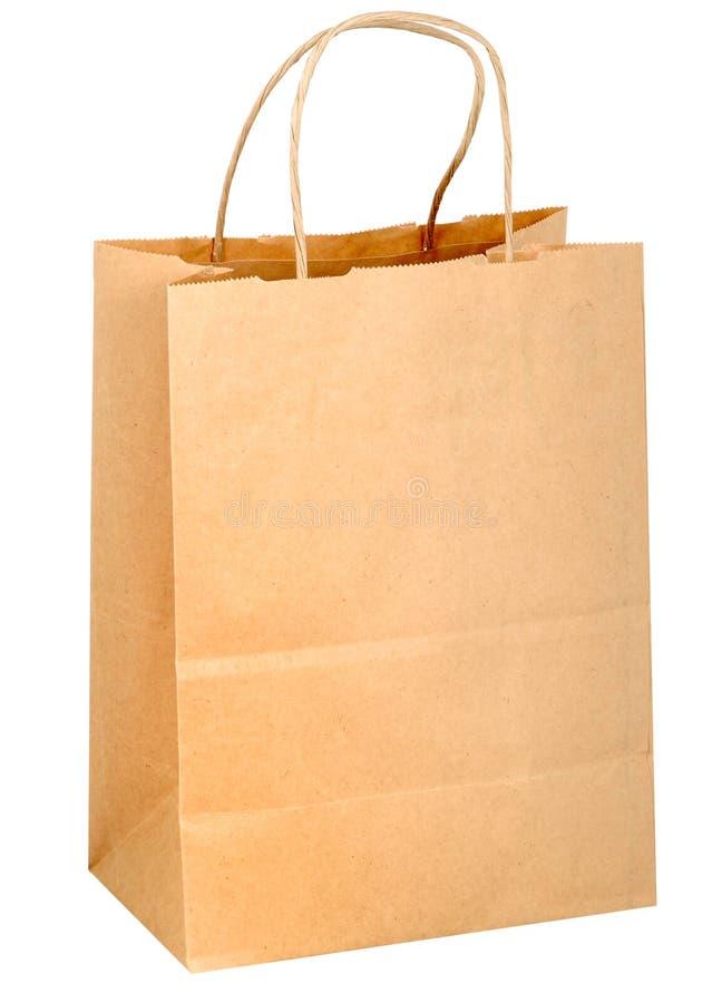袋子把柄购物 图库摄影