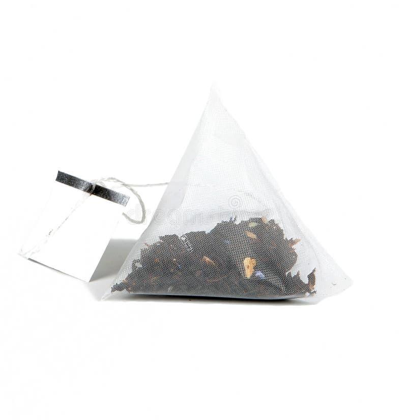 袋子接近的茶 免版税库存图片