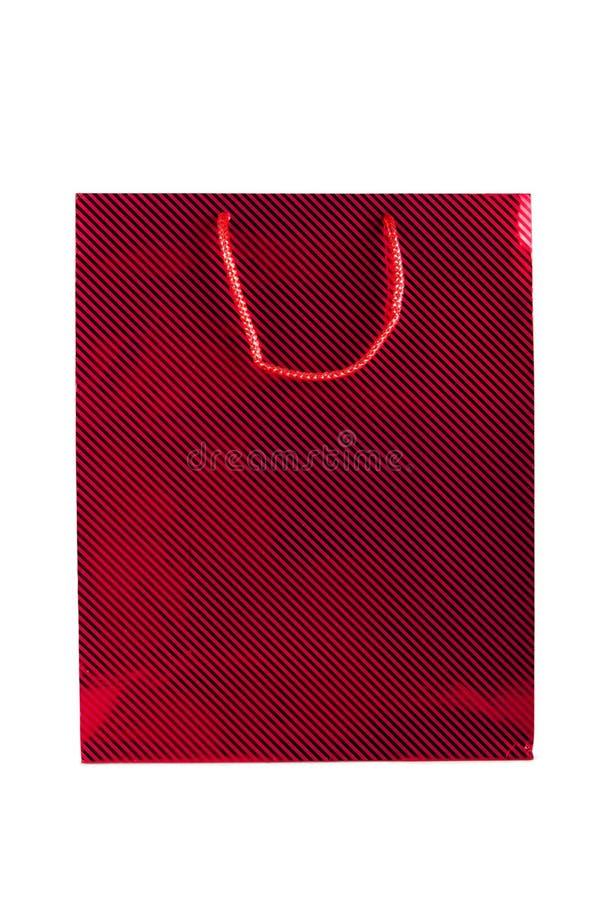 袋子查出的oncept纸张销售额购物白色 免版税库存图片