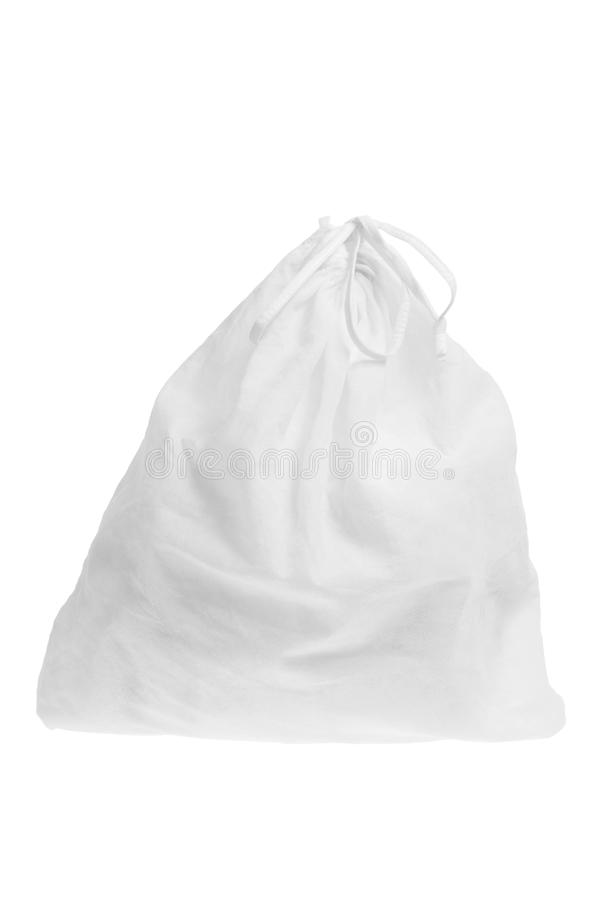 袋子洗衣店 免版税库存图片