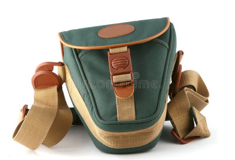 袋子照相机 免版税库存图片