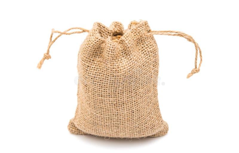 袋子用被隔绝的麦子 免版税库存照片