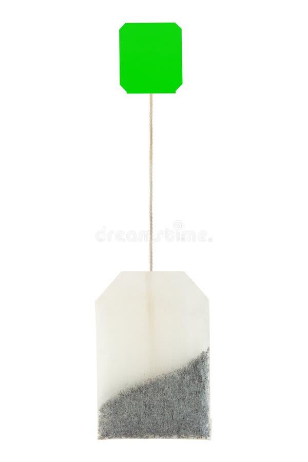 袋子茶 免版税库存图片