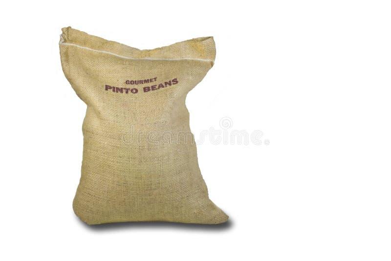 袋子豆 库存照片