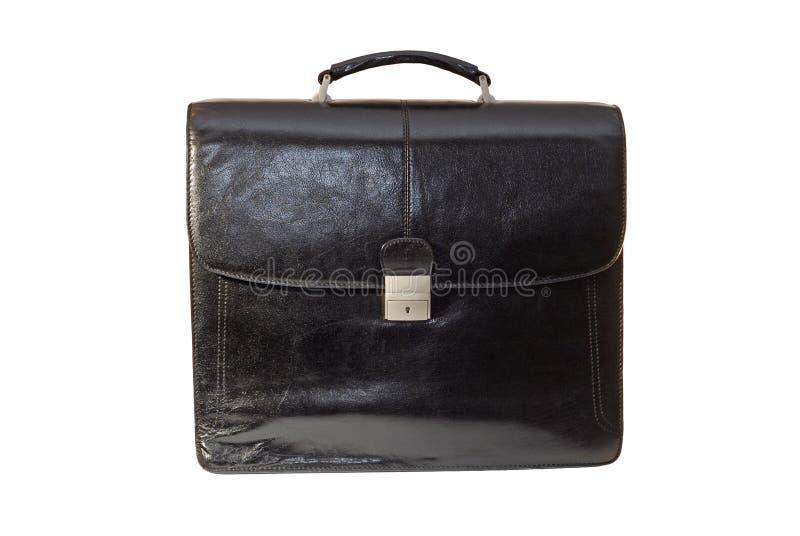 袋子黑色商业 免版税库存照片