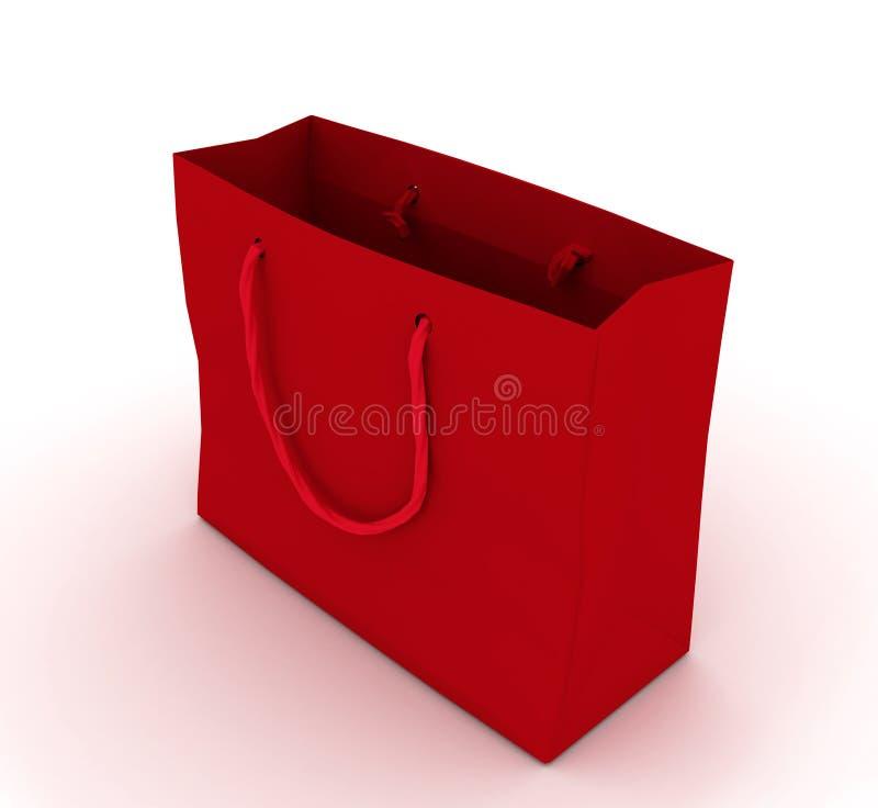 袋子 库存例证