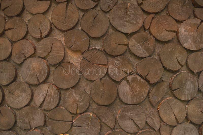被切的†‹â€ ‹木头表面盘旋1 免版税库存照片