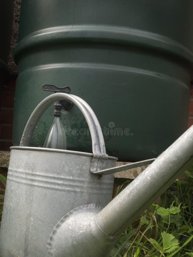 被回收的水 库存照片
