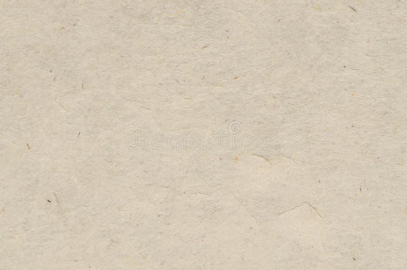被回收的纸纹理 库存照片